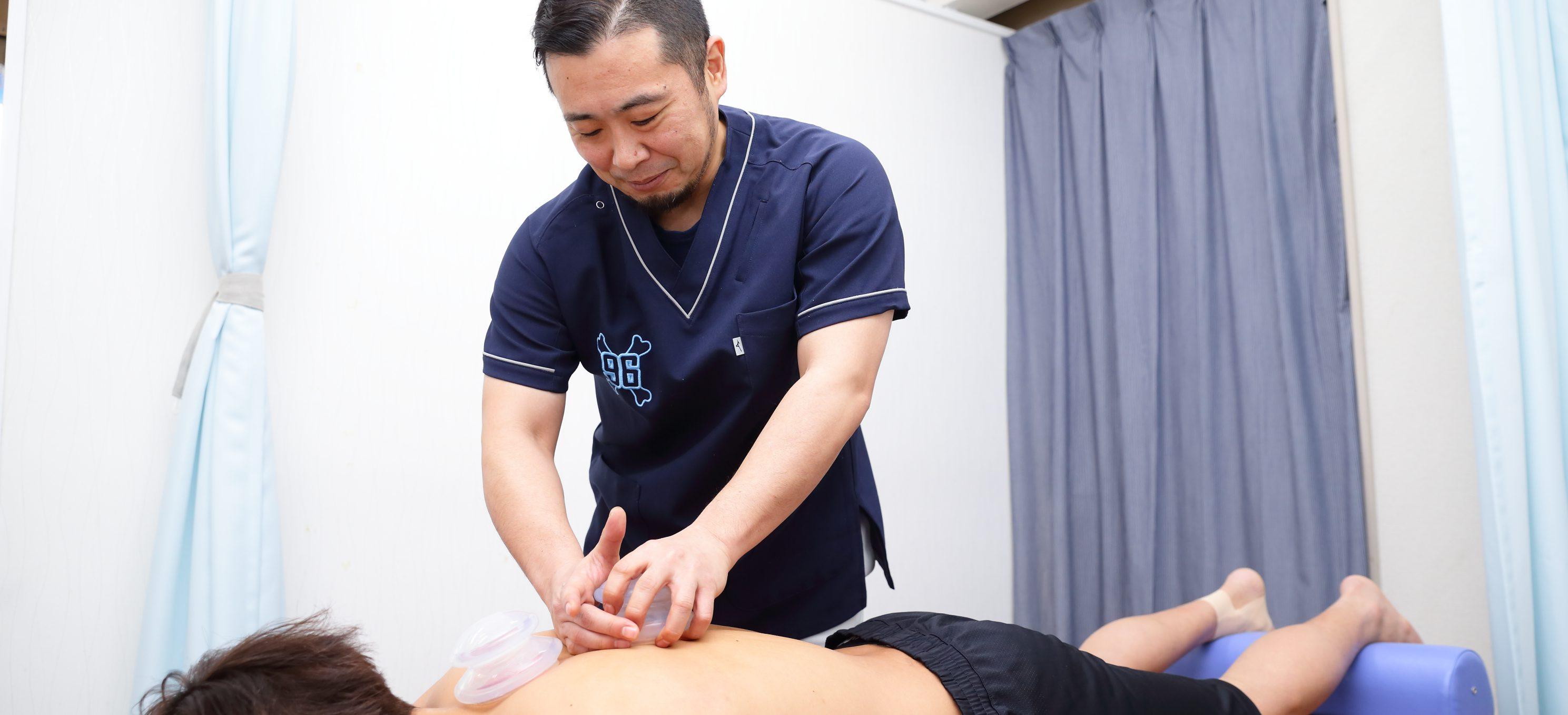 スポーツ専門治療|上野・台東区グロさんの接骨院