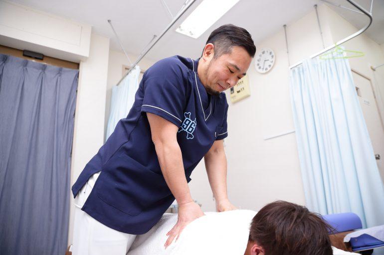 坐骨神経痛|上野・台東区竜泉グロさんの接骨院