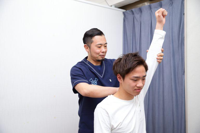 問診・検査|上野・台東区グロさんの接骨院