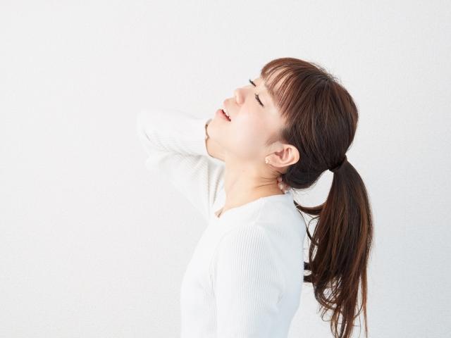 肩こり|上野・台東区竜泉グロさんの接骨院