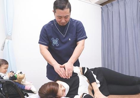 肩こり・肩の痛み|上野・台東区竜泉グロさんの接骨院
